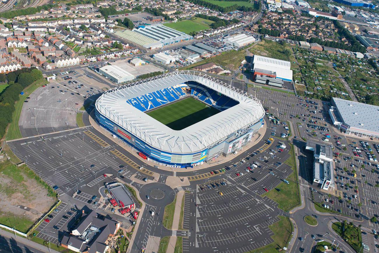 Cardiff Football Stadium