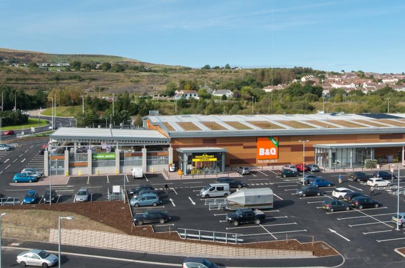 Merthyr Retail Park